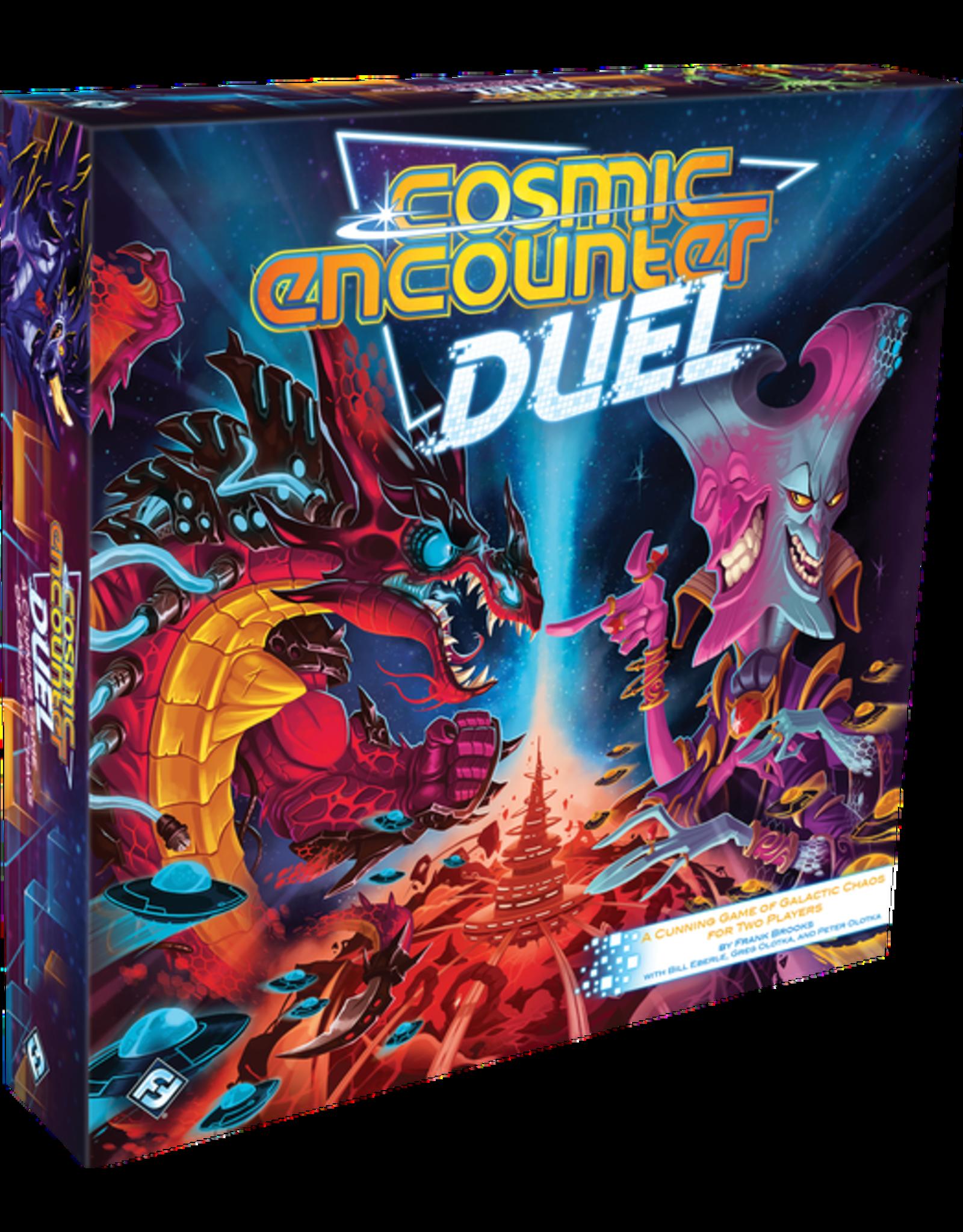 Fantasy Flight Games Cosmic Encounter Duel