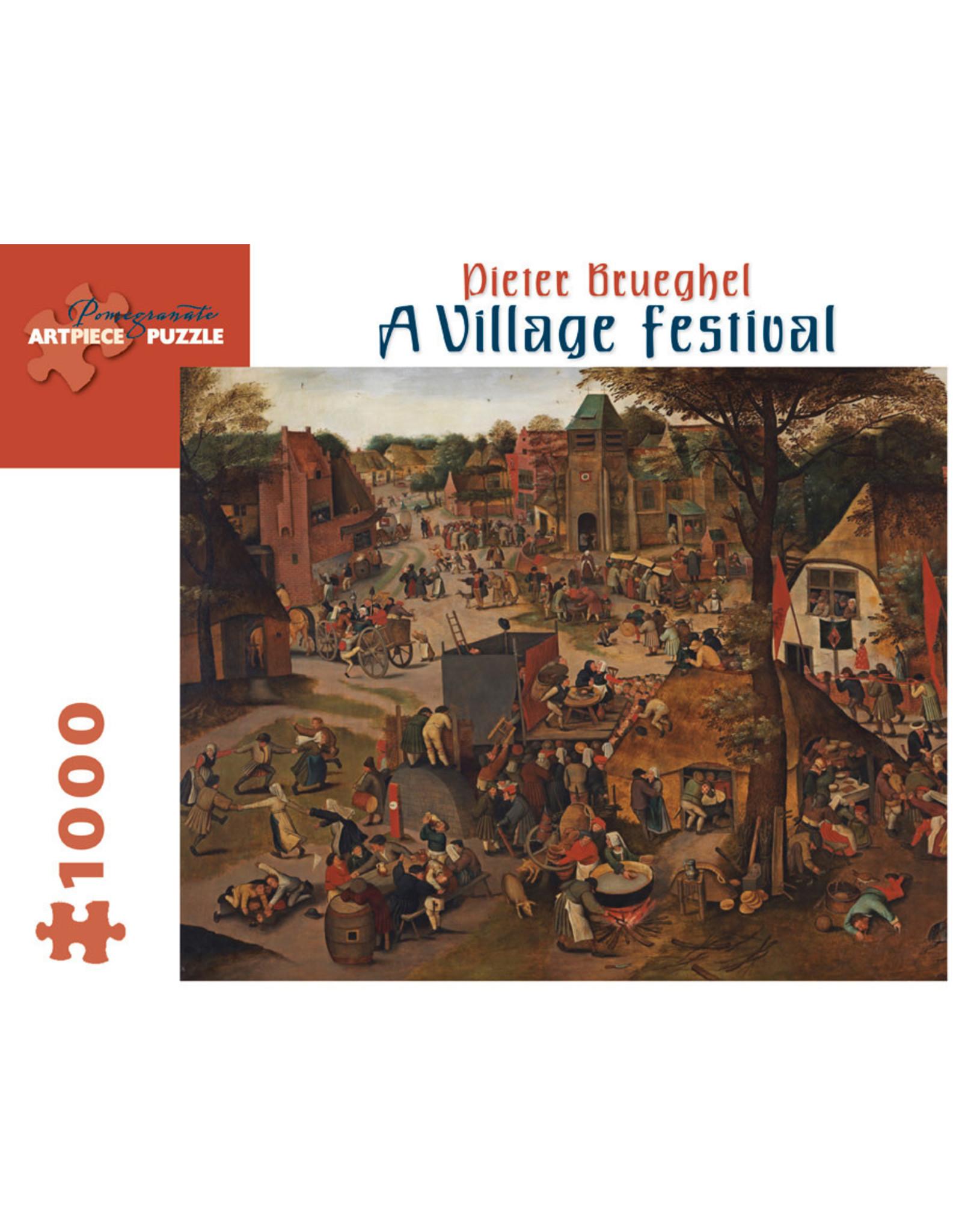Pomegranate A Village Festival 1000pc