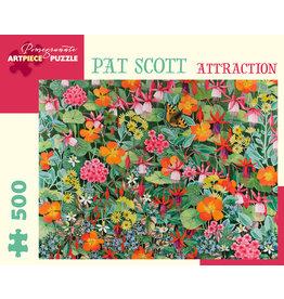 Pomegranate Puzzles Attraction 500pc