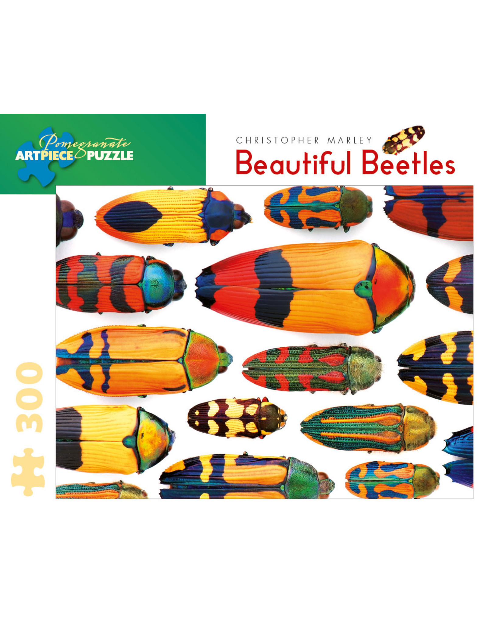 Pomegranate Puzzles Beautiful Beatles 300pc