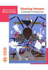 Pomegranate Puzzles Coastal Creatures 500pc