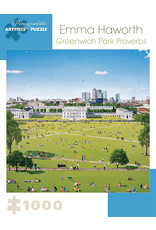 Pomegranate Puzzles Greenwich Park 1000pc
