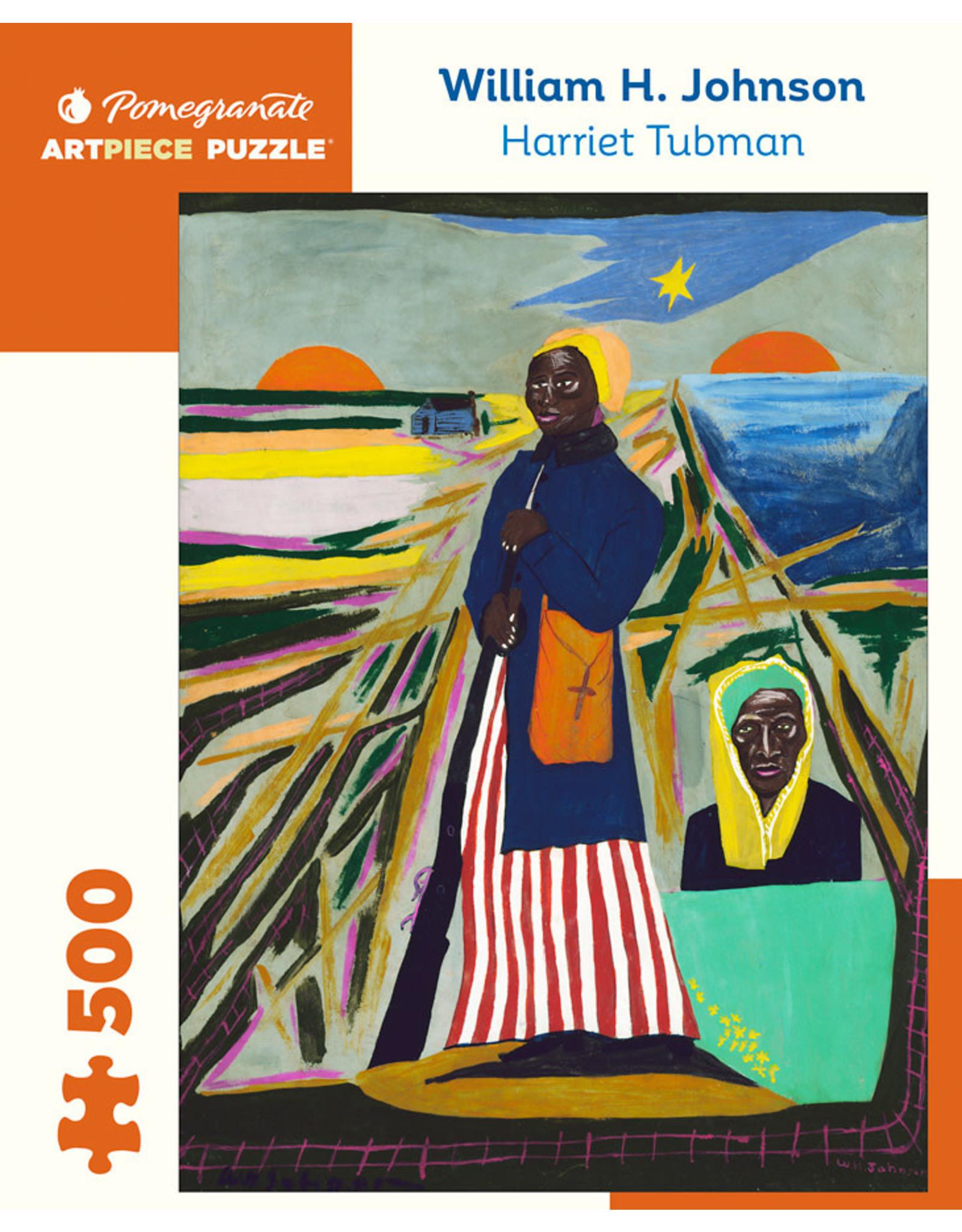 Pomegranate Puzzles Harriet Tubman 500pc