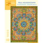 Pomegranate Puzzles Tapestry Mandala 1000pc