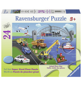 Ravensburger A Day on the Job 24pc