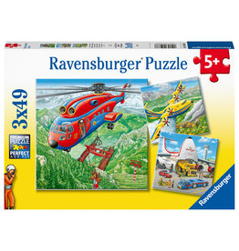 Ravensburger Above the Clouds 49pc