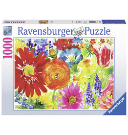 Ravensburger Abundant Blooms 1000pc