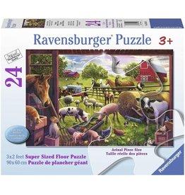 Ravensburger Animals of Bells Farm 24pc