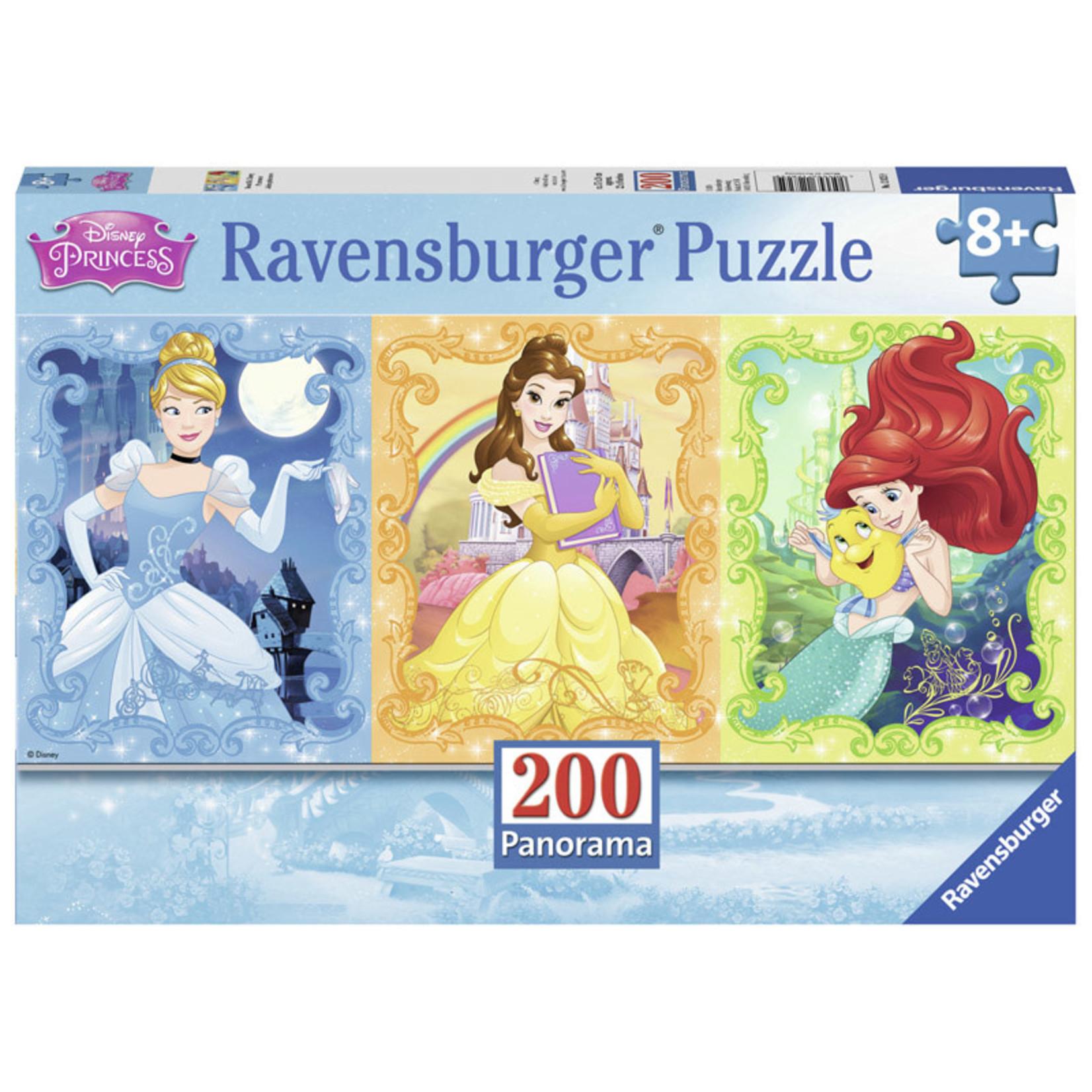 Ravensburger Beautiful Disney Princesses 200pc