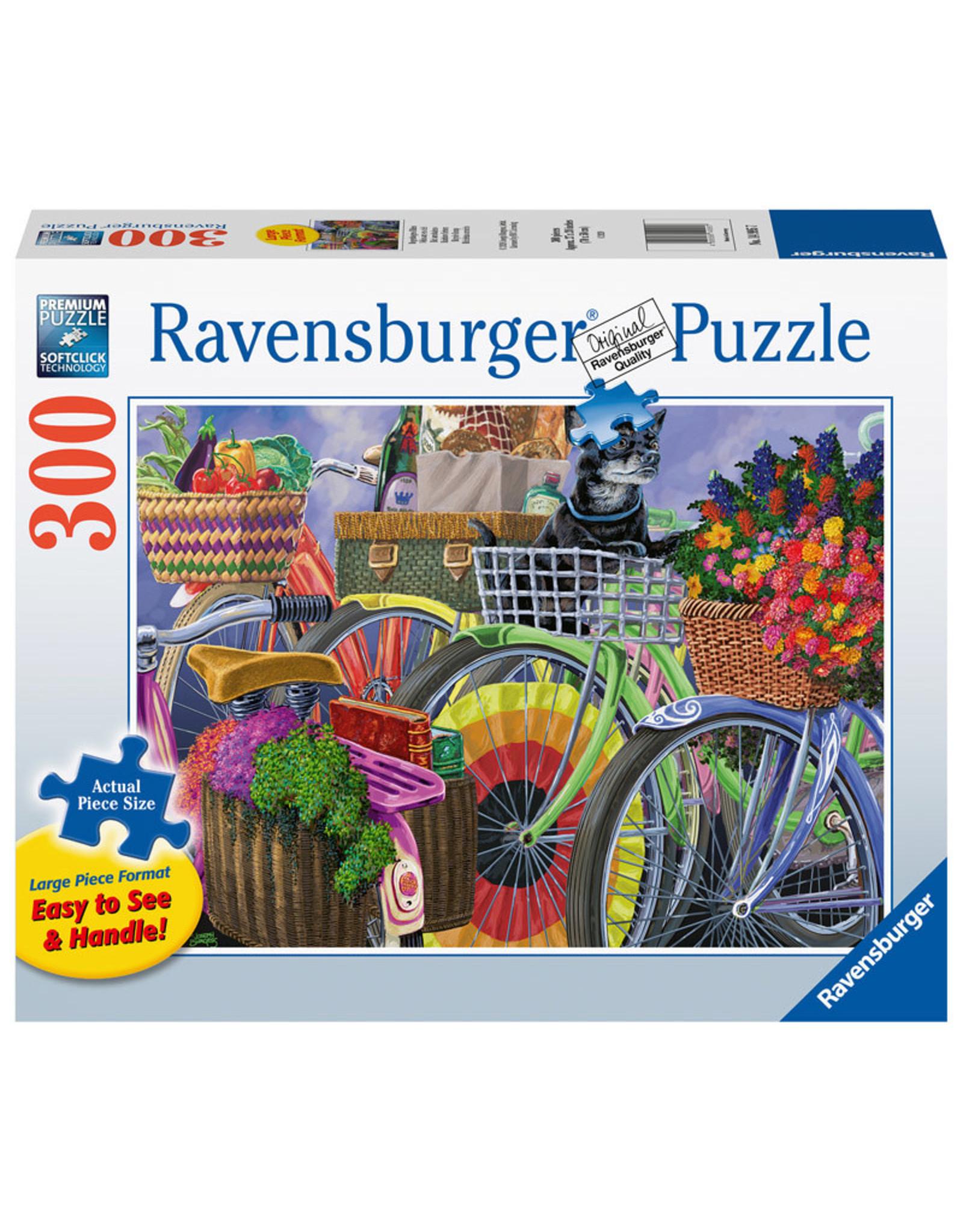 Ravensburger Bicycle Group LP 300pc