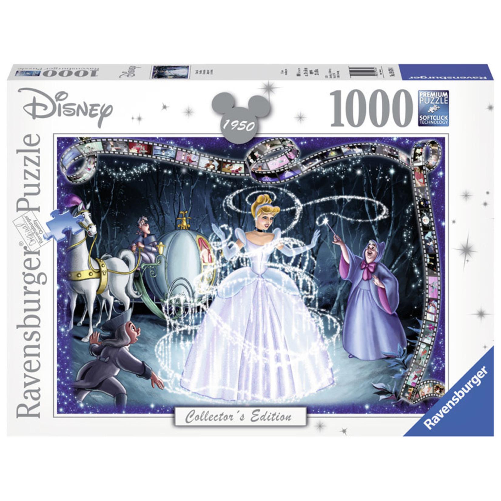 Ravensburger Cinderella 1000pc