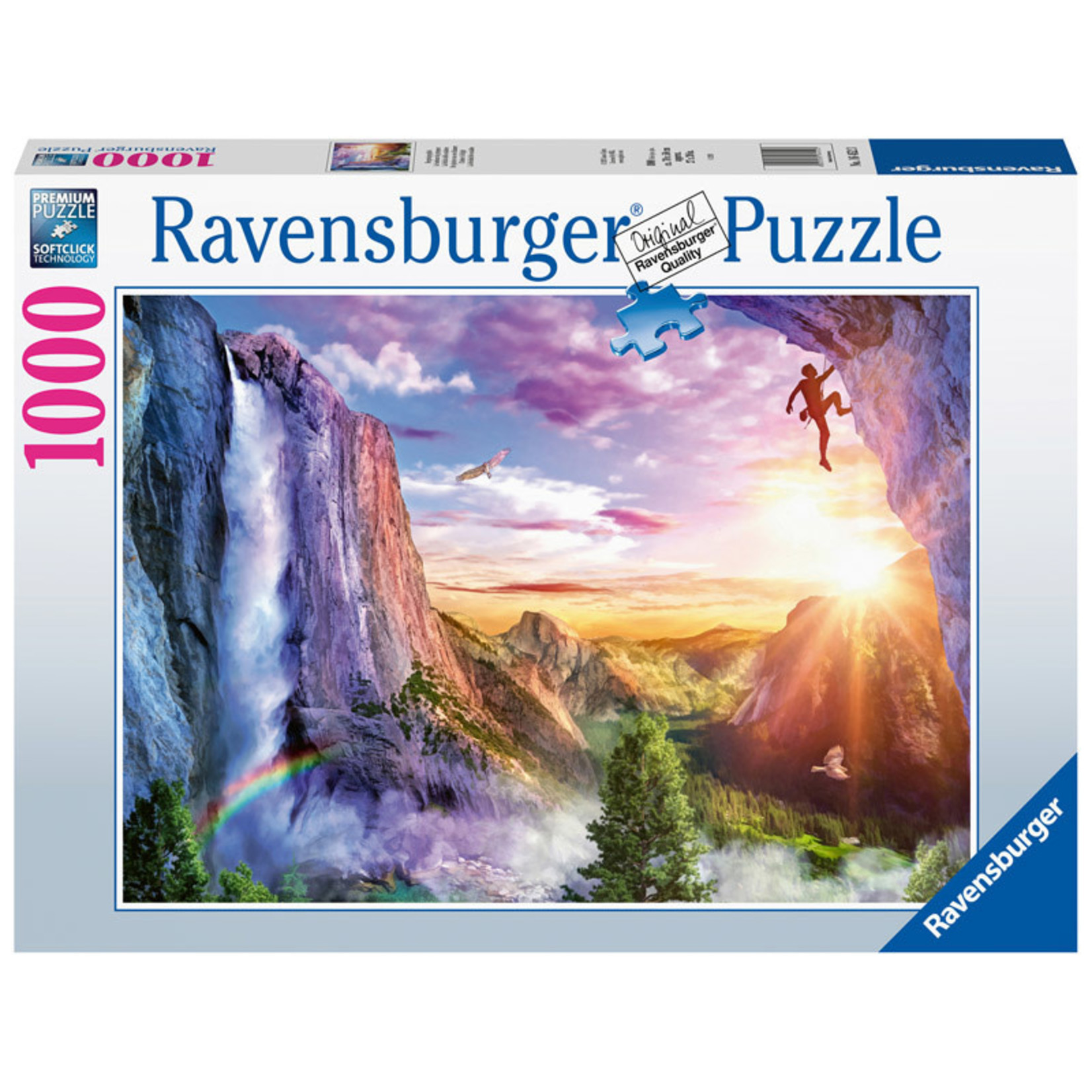 Ravensburger Climber's Delight 1000pc