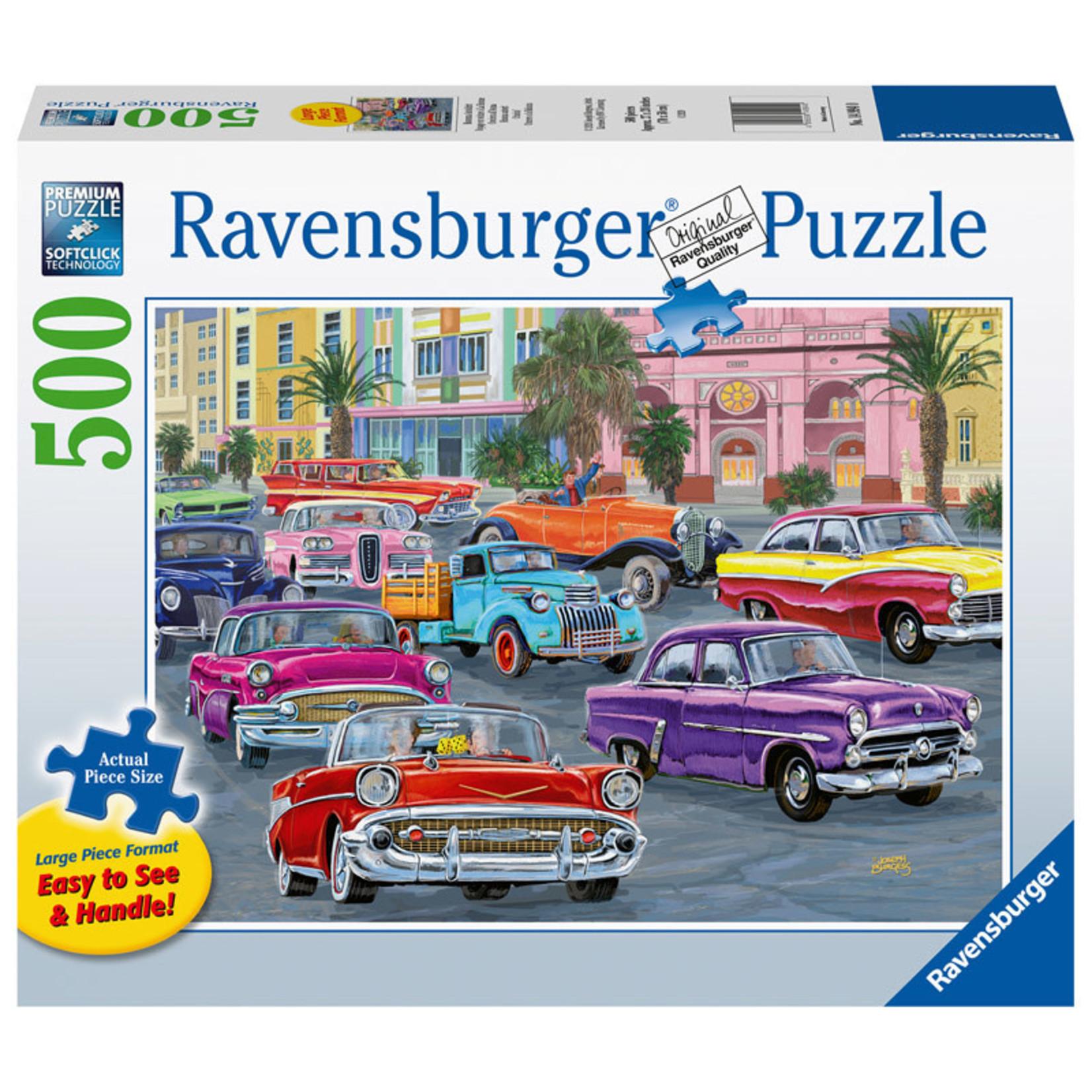 Ravensburger Cruisin' LP 500pc