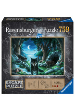 Ravensburger Curse of the Wolves 759pc