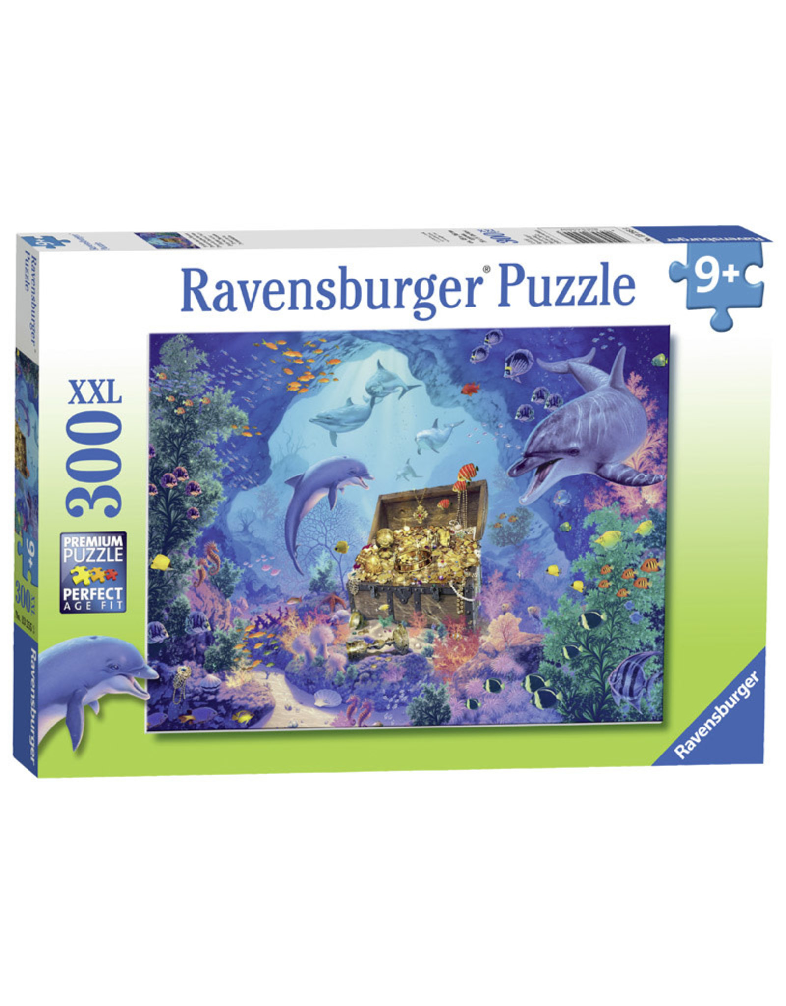 Ravensburger Deep Sea Treasure 300pc