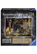 Ravensburger ESCAPE Vampire's Castle 759pc