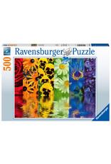 Ravensburger Floral Reflections 500pc