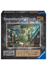 Ravensburger Forbidden Basement 759pc