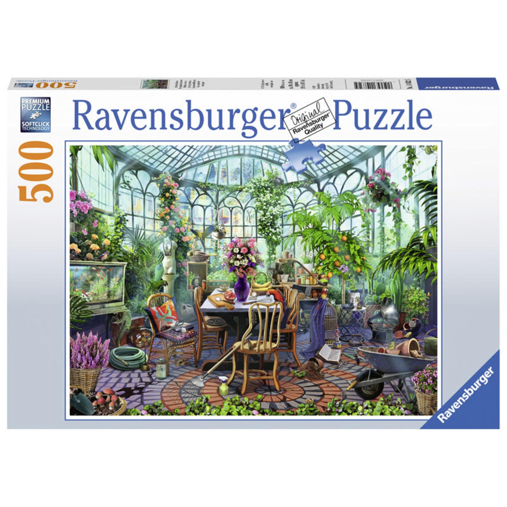 Ravensburger Greenhouse Morning 500pc
