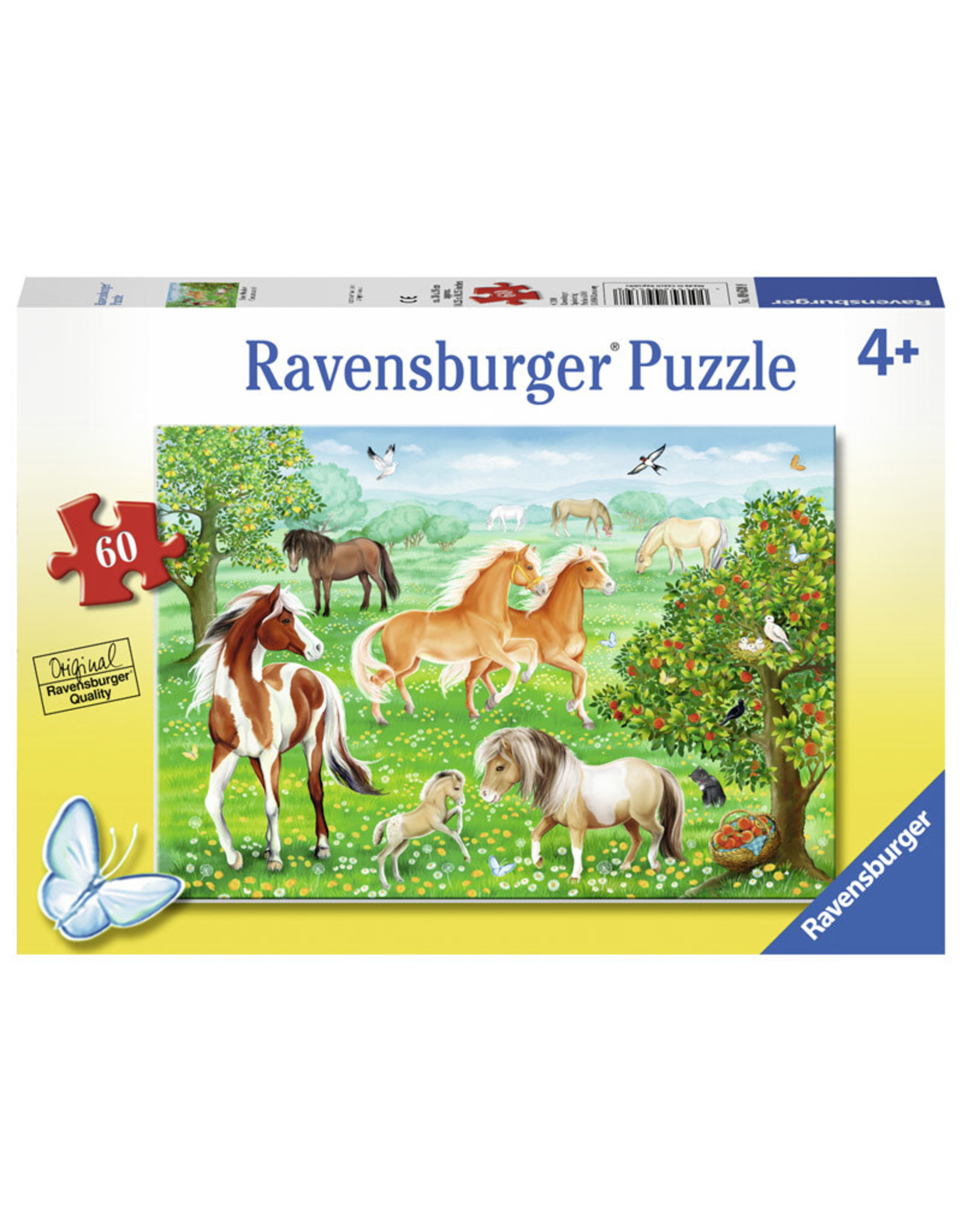 Ravensburger Horse Meadow 60pc