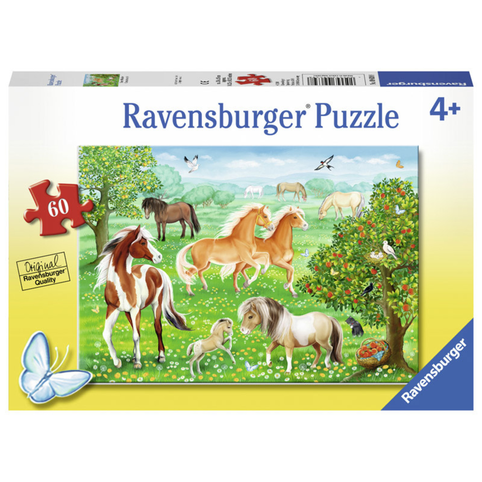 Ravensburger Horse Meadow 60pc