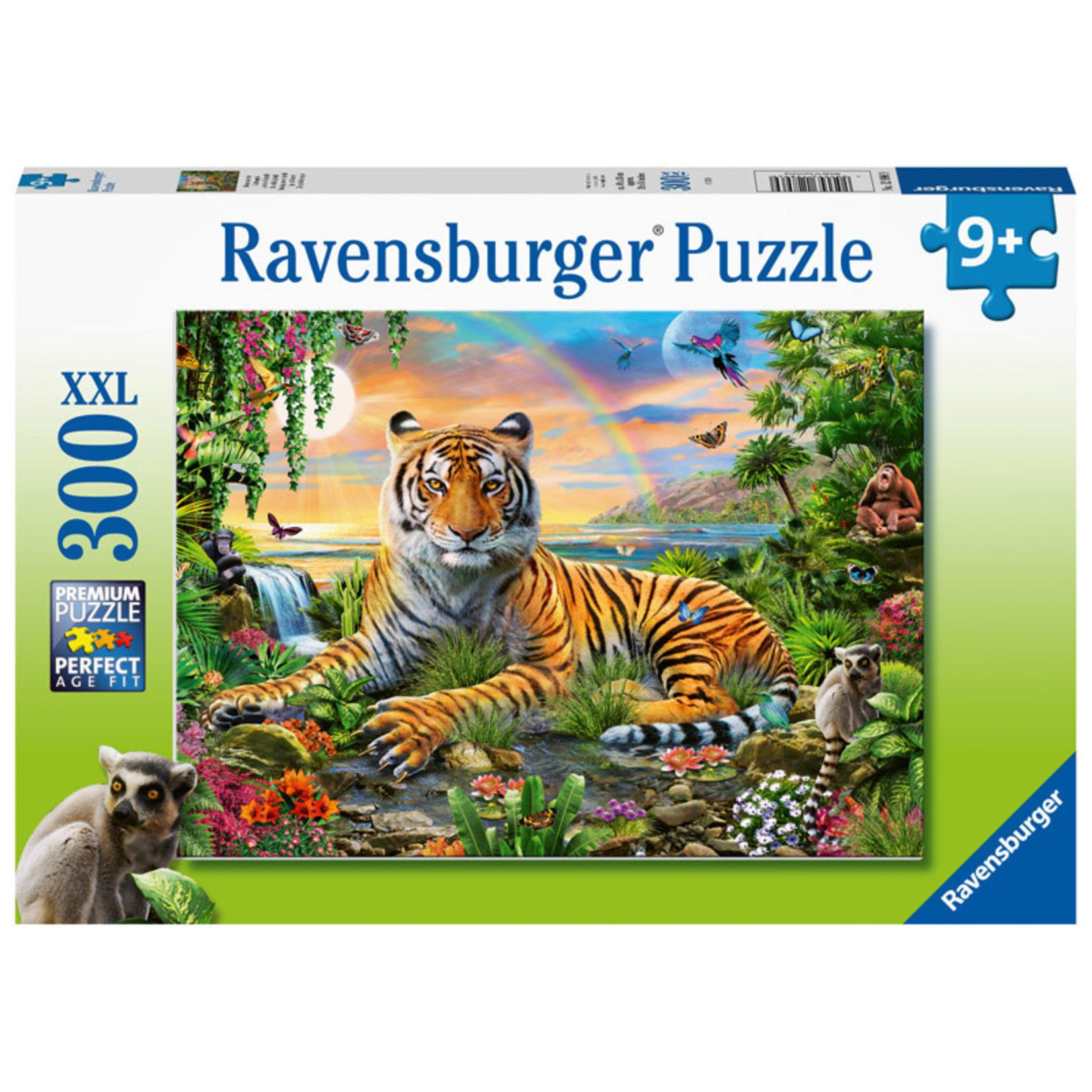 Ravensburger Jungle Tiger 300pc