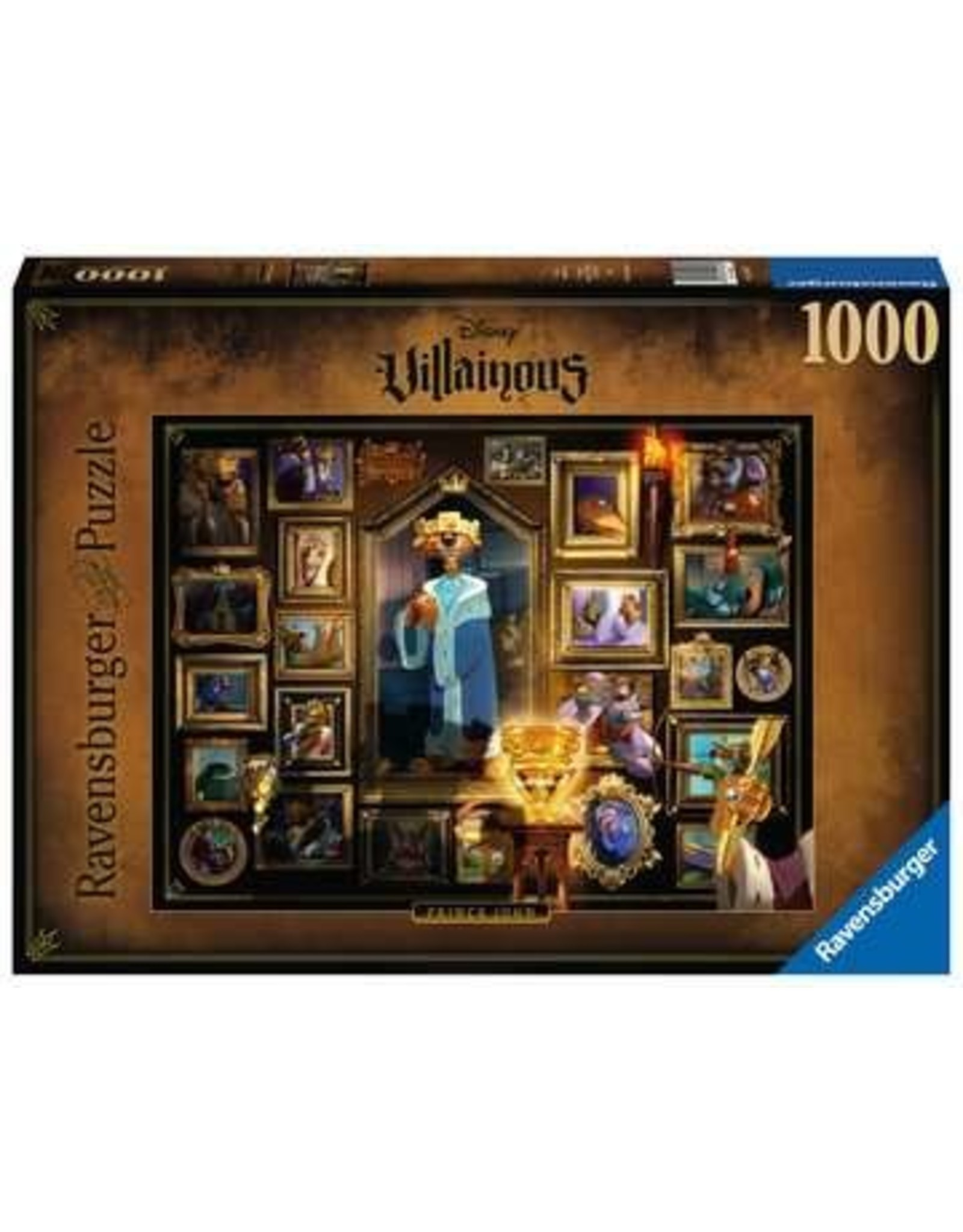 Ravensburger Prince John Villainous 1000pc