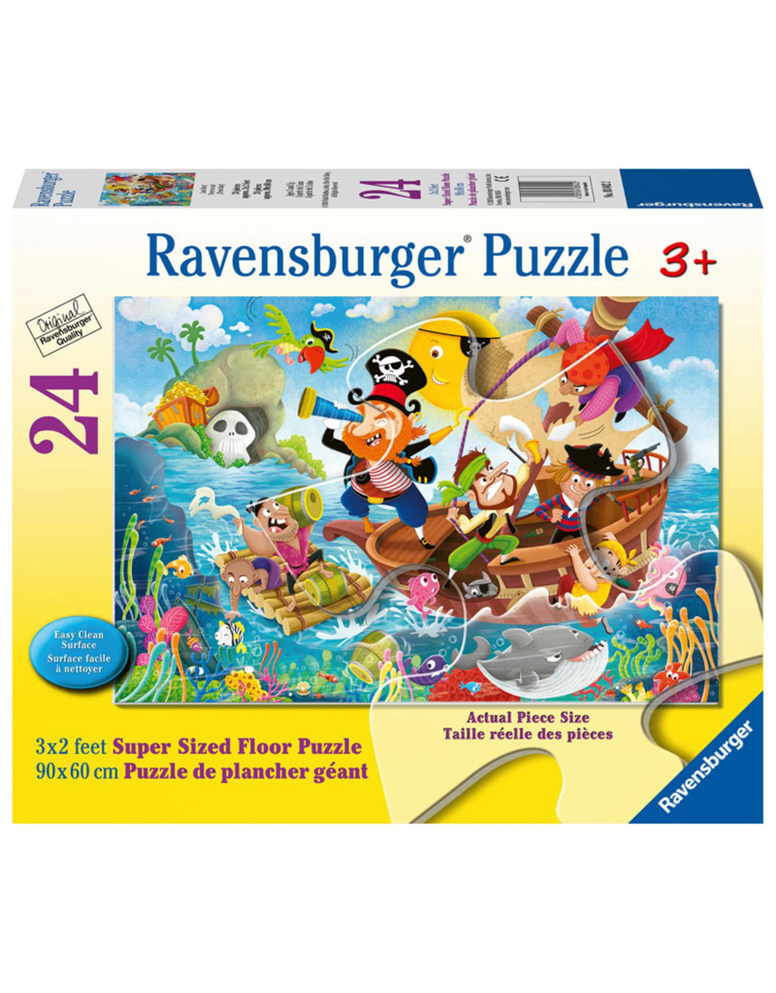 Ravensburger Land Ahoy! 24pc
