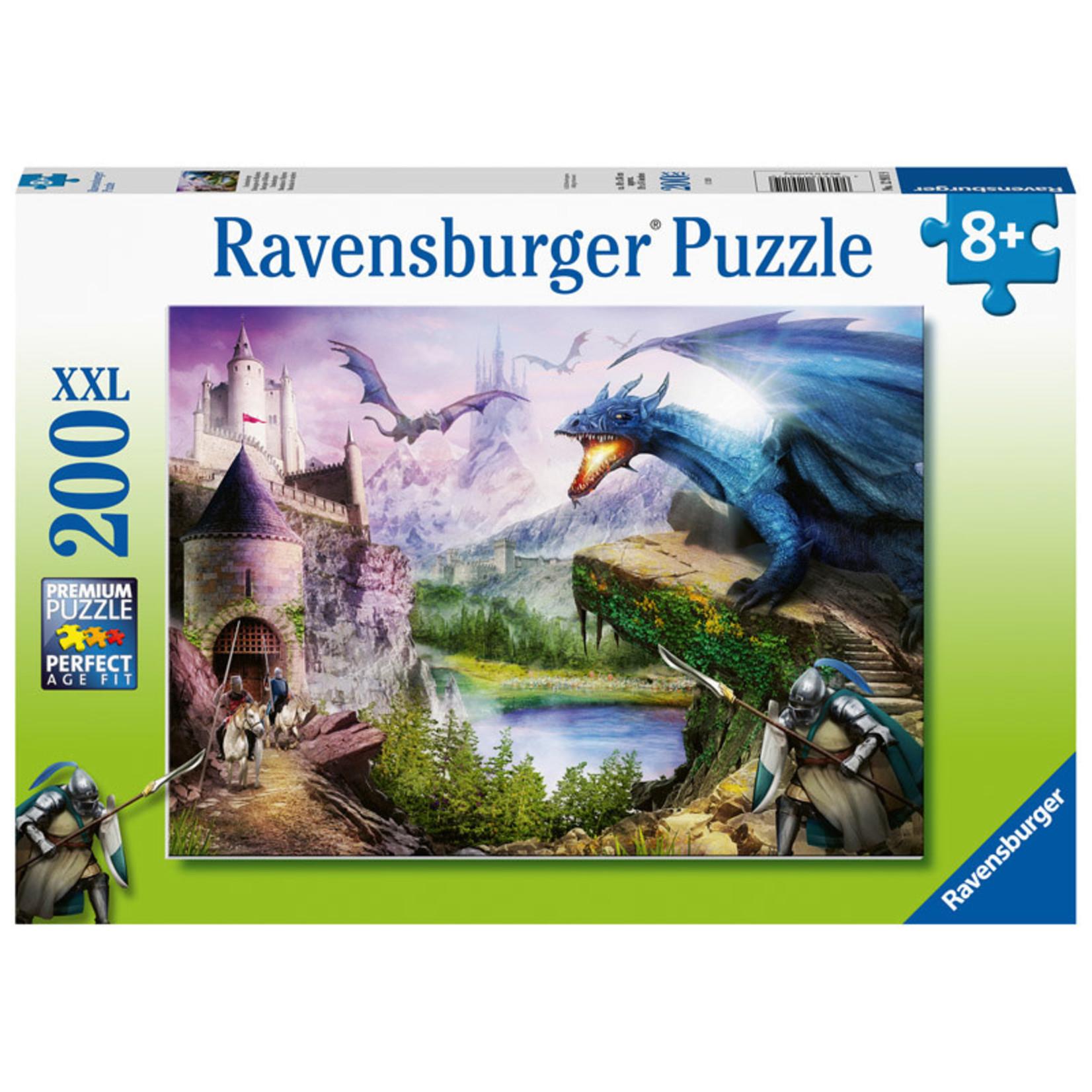 Ravensburger Mountains of Mayhem 200pc