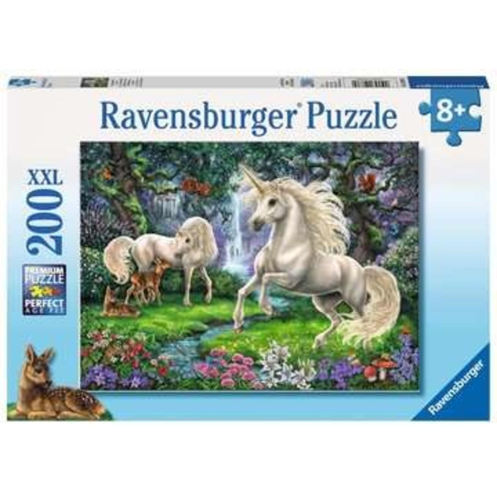 Ravensburger Mystical Unicorns 200pc