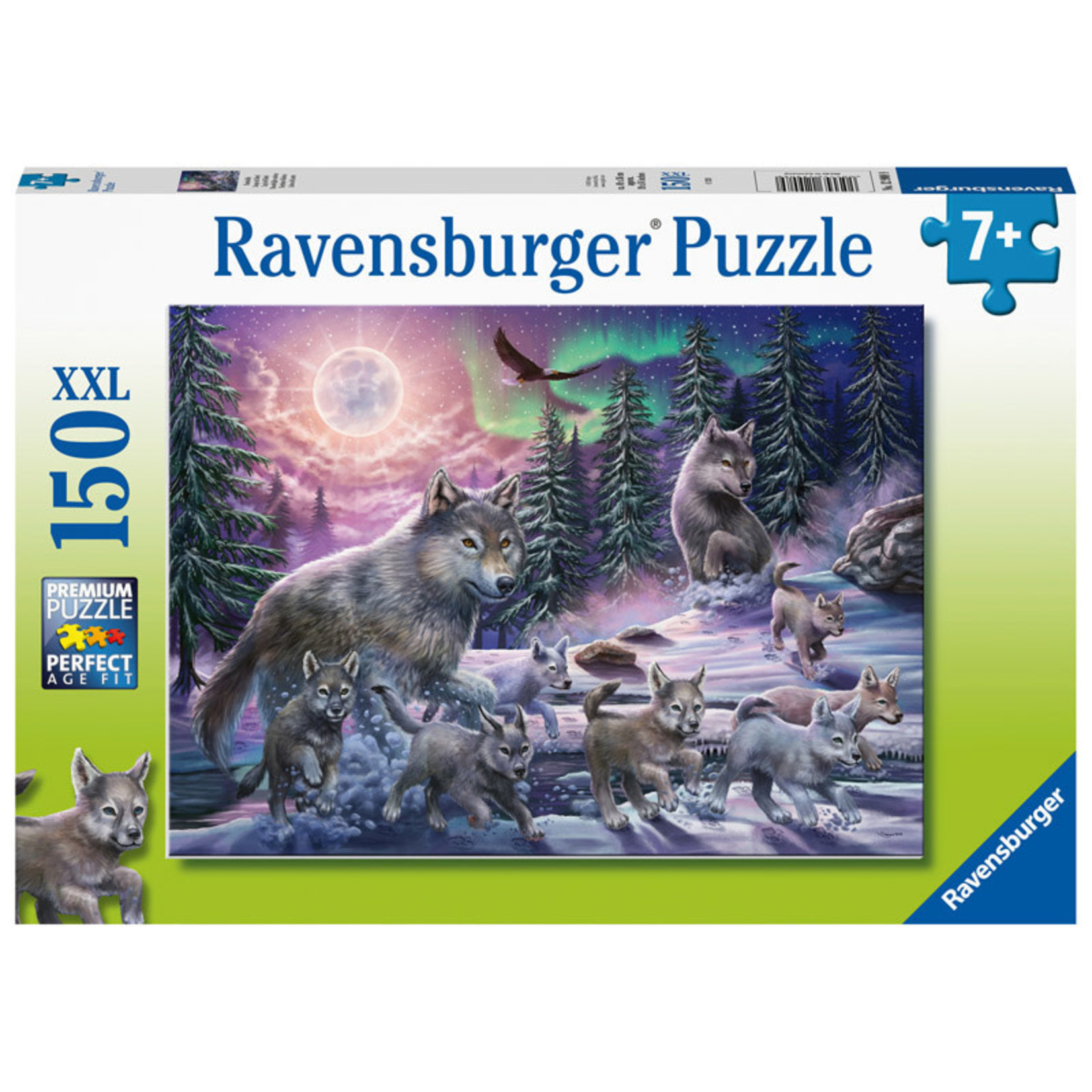 Ravensburger Northern Wolves 150pc