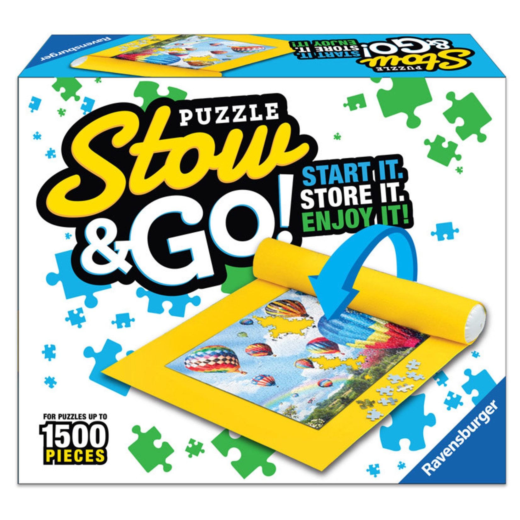 Ravensburger Puzzle Stow & Go