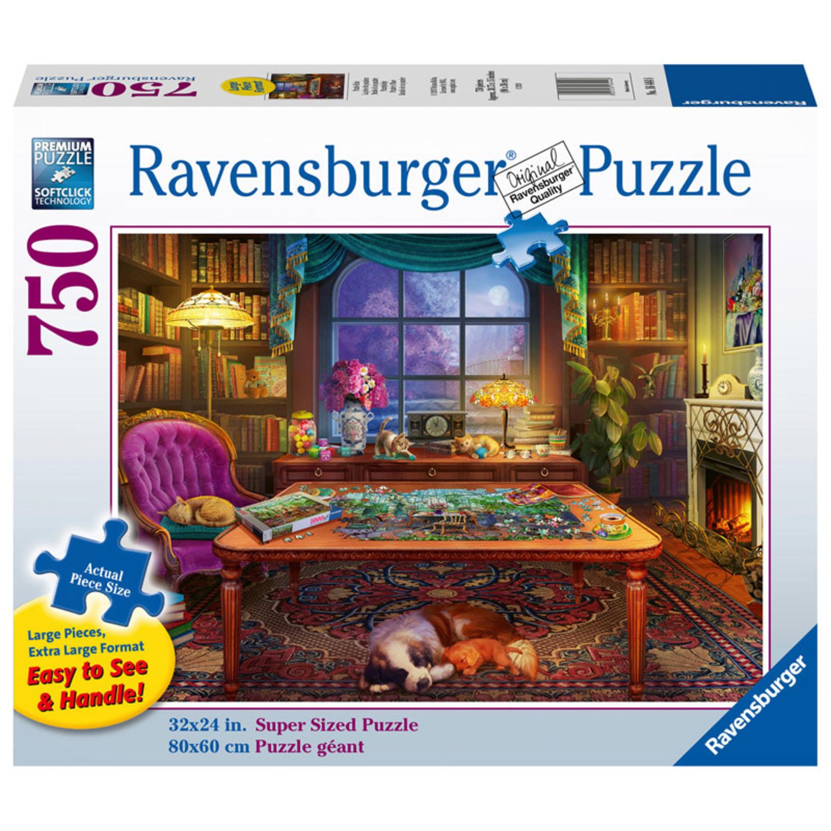 Ravensburger Puzzler's Place 750pc