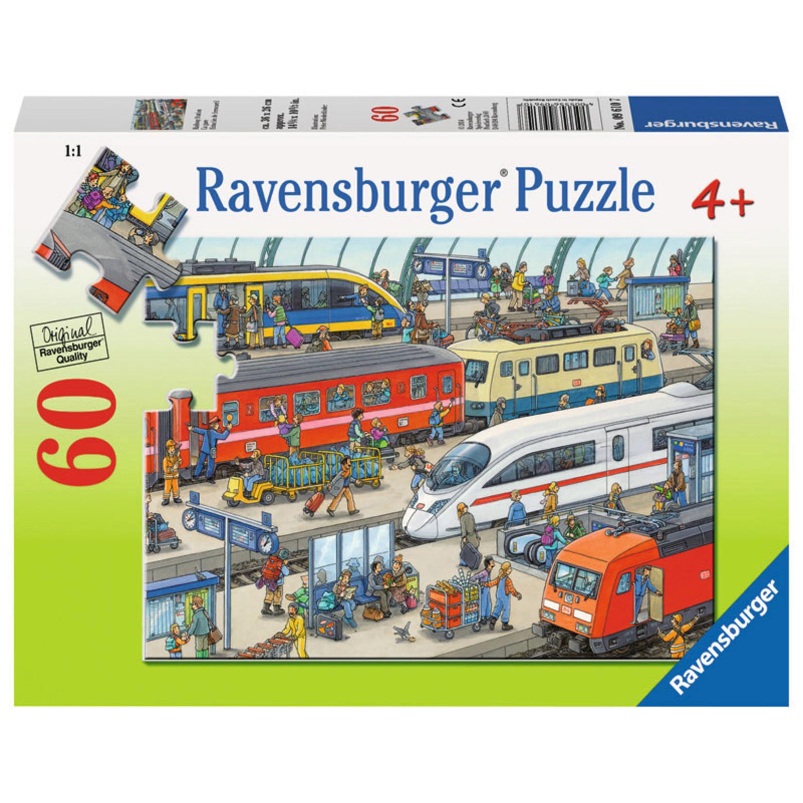 Ravensburger Railway Station 60pc