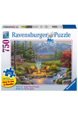 Ravensburger Riverside Livingroom 750pc