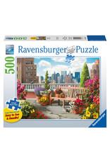 Ravensburger Rooftop Garden 500pc