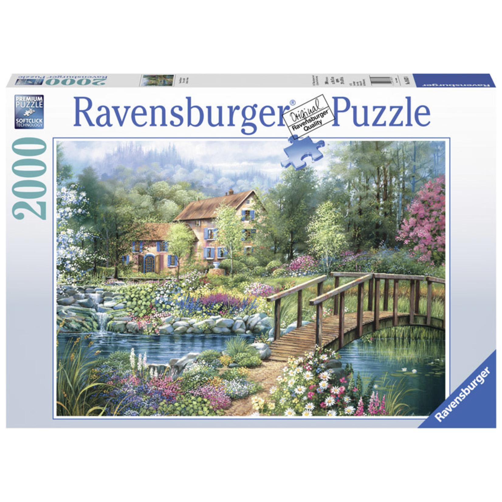 Ravensburger Shades of Summer 2000pc