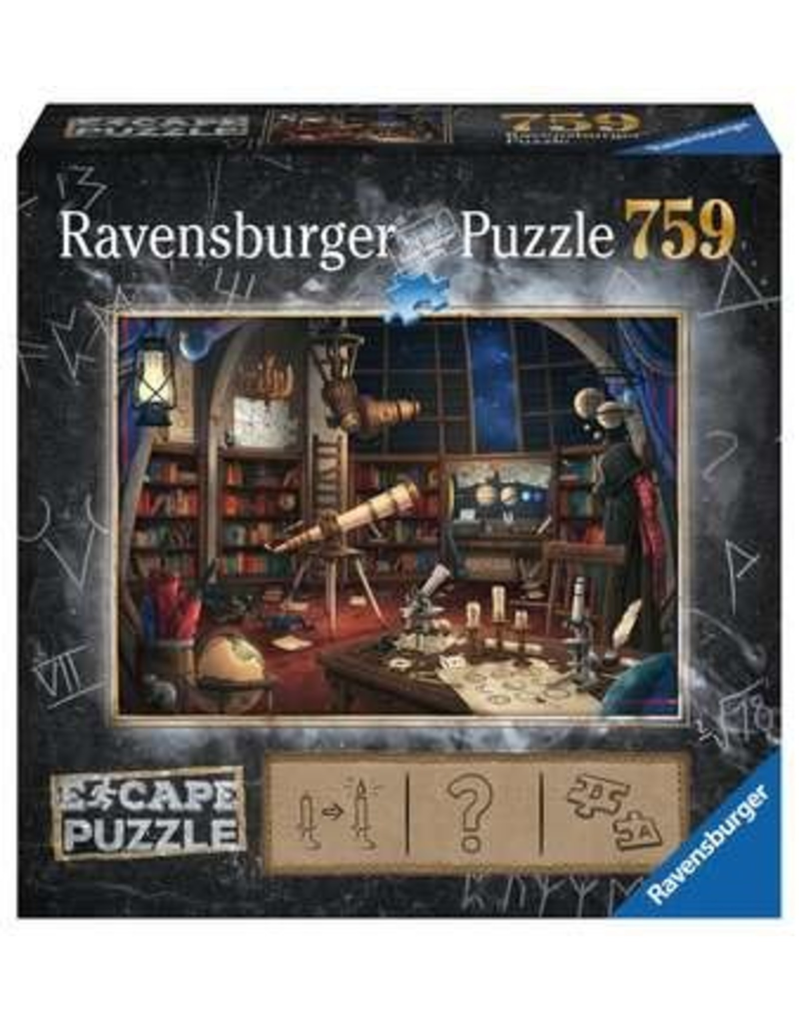 Ravensburger Space Observatory 759pc