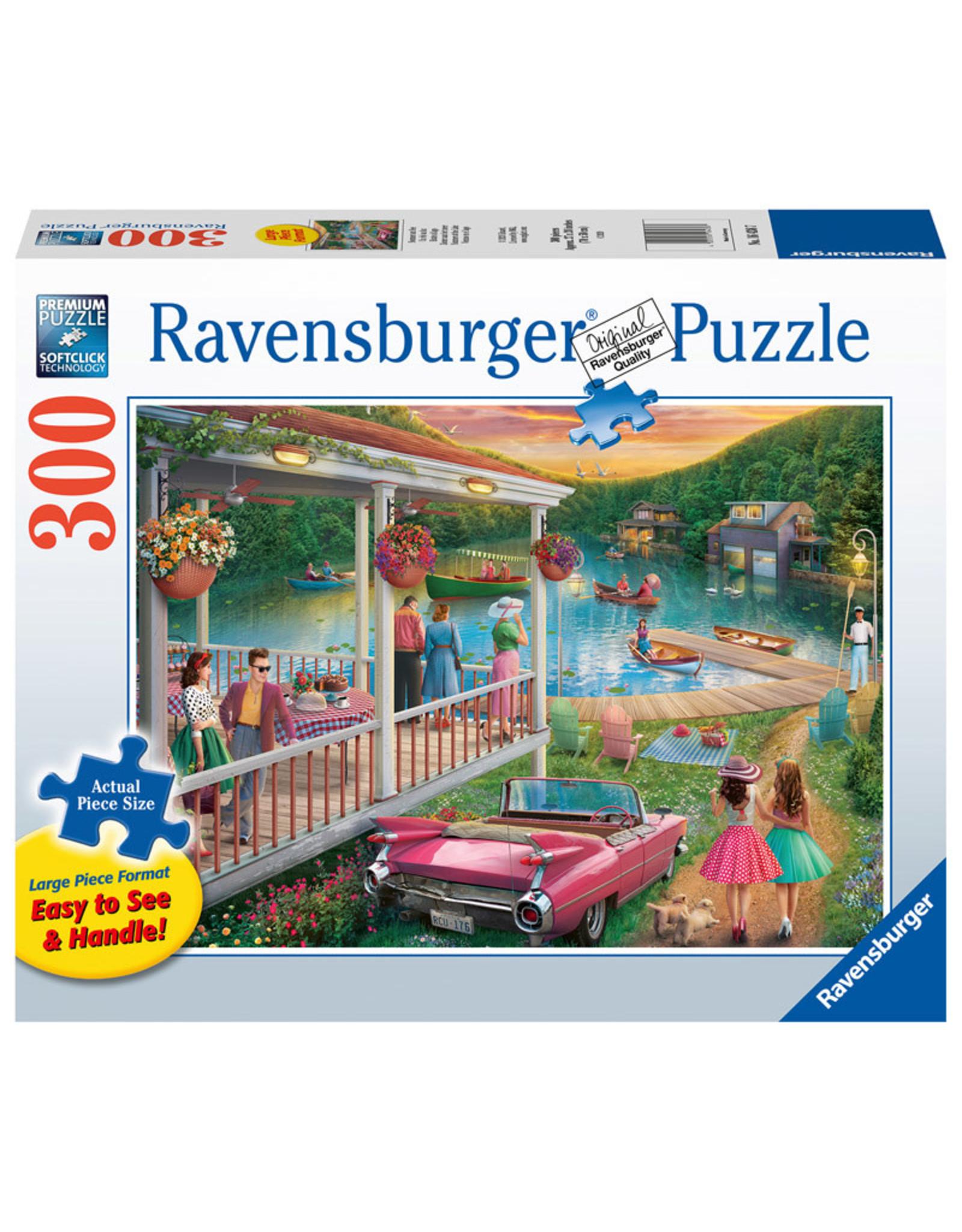 Ravensburger Summer at the Lake 300pc