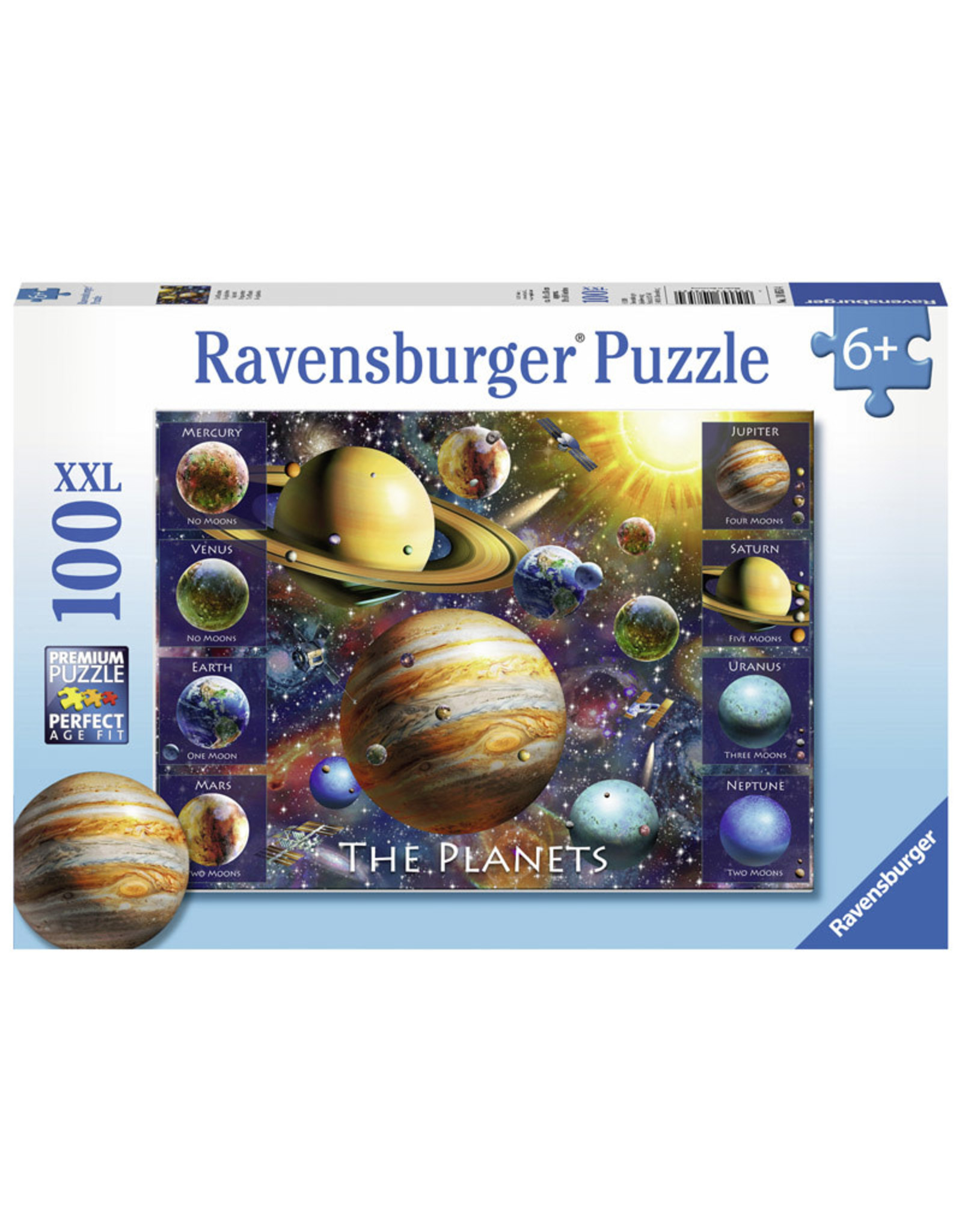 Ravensburger The Planets 100pc