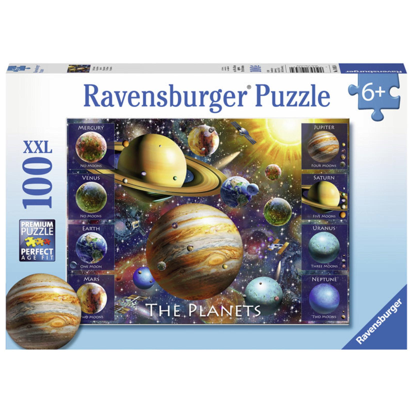 Ravensburger The Planets 100pc