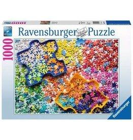 Ravensburger The Puzzler's Palette 1000pc