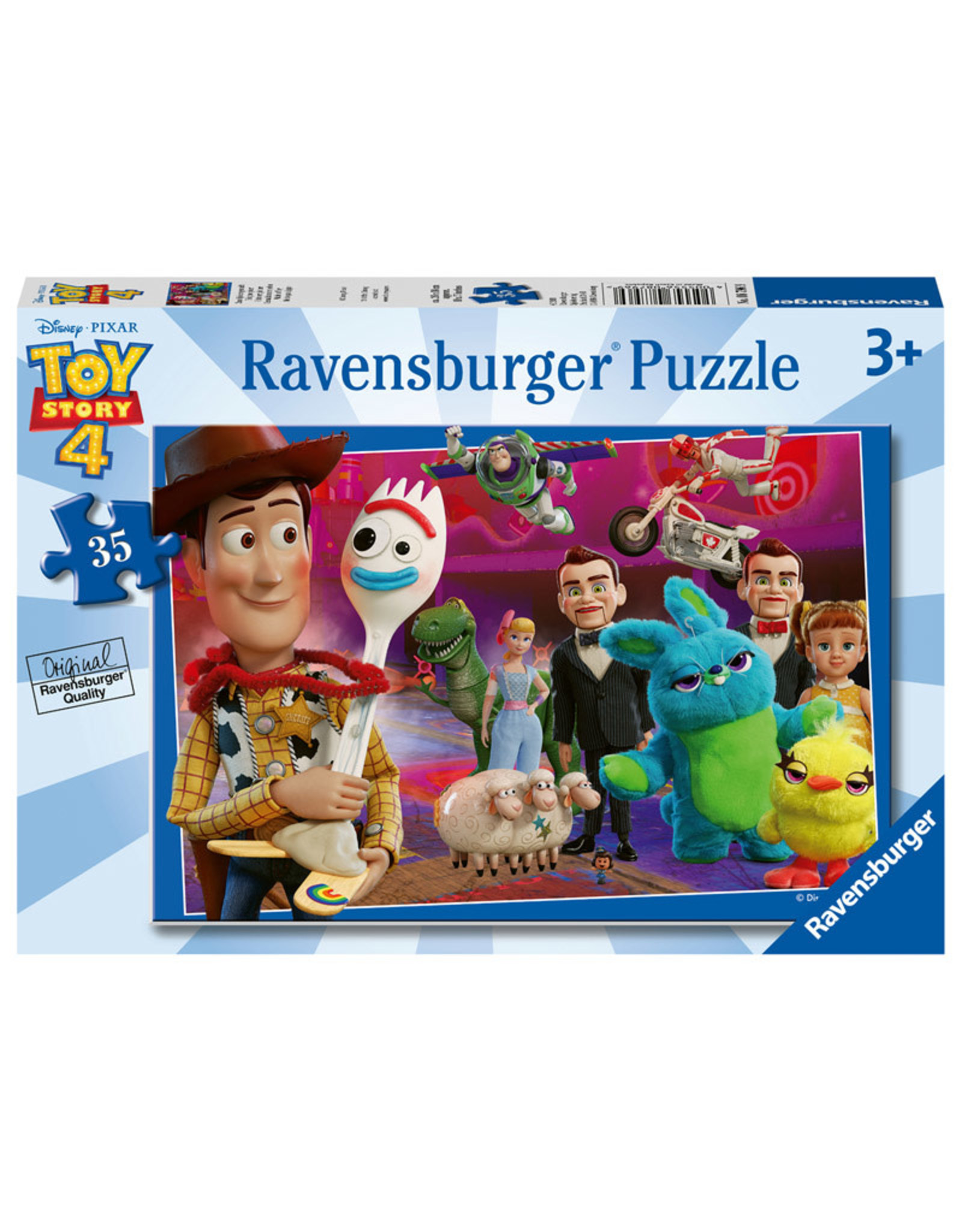 Ravensburger Toy Story 35pc