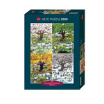 Heye Puzzles 4 Seasons 2000pc