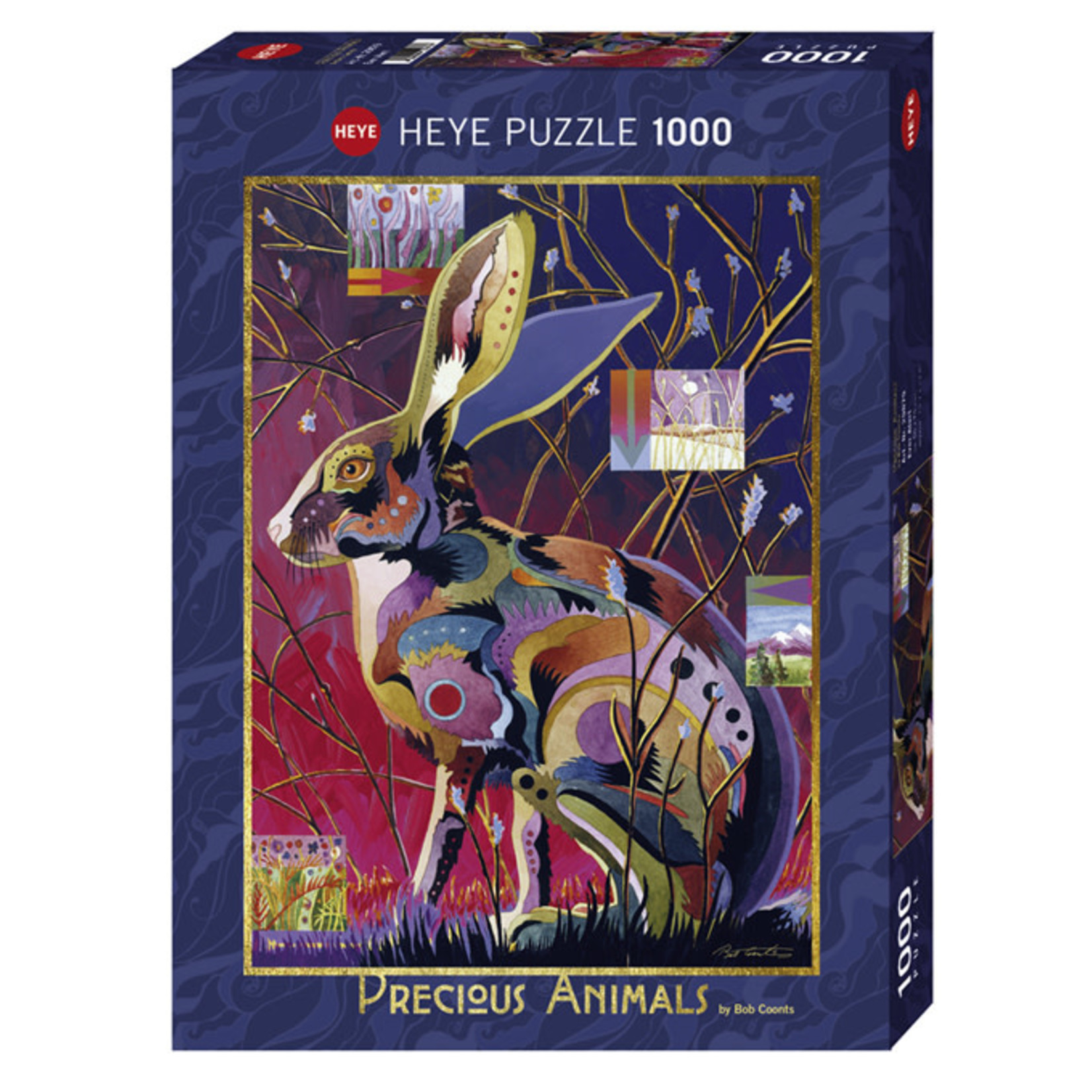 Heye Puzzles Ever Alert 1000pc