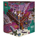Heye Puzzles Fly With Me 1000pc