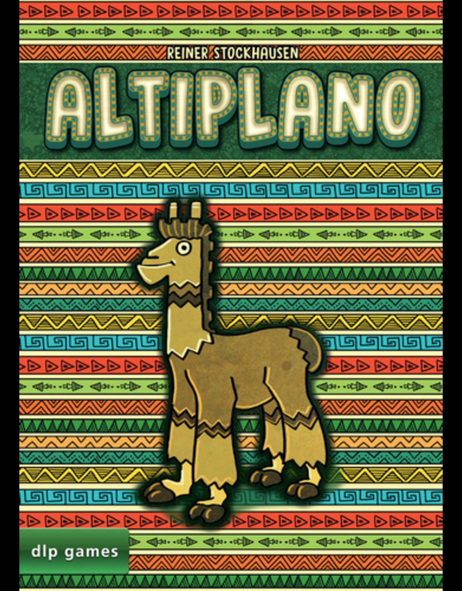 Renegade Game Studios Altiplano