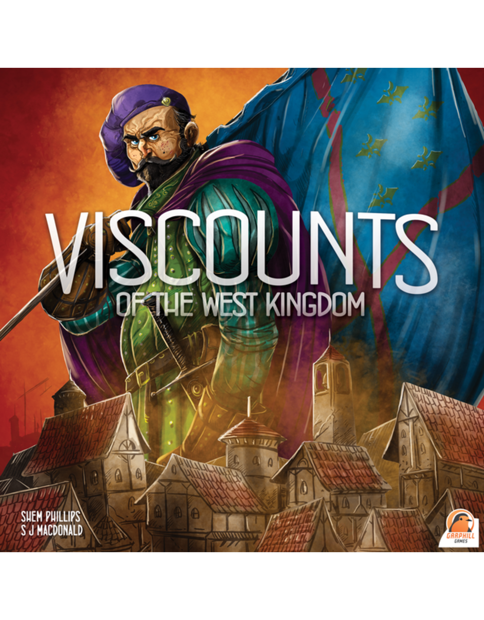 Renegade Game Studios Viscounts of the West Kingdom