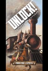 Asmodee Unlock! Tombstone Express