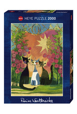 Heye Puzzles Roses 2000pc